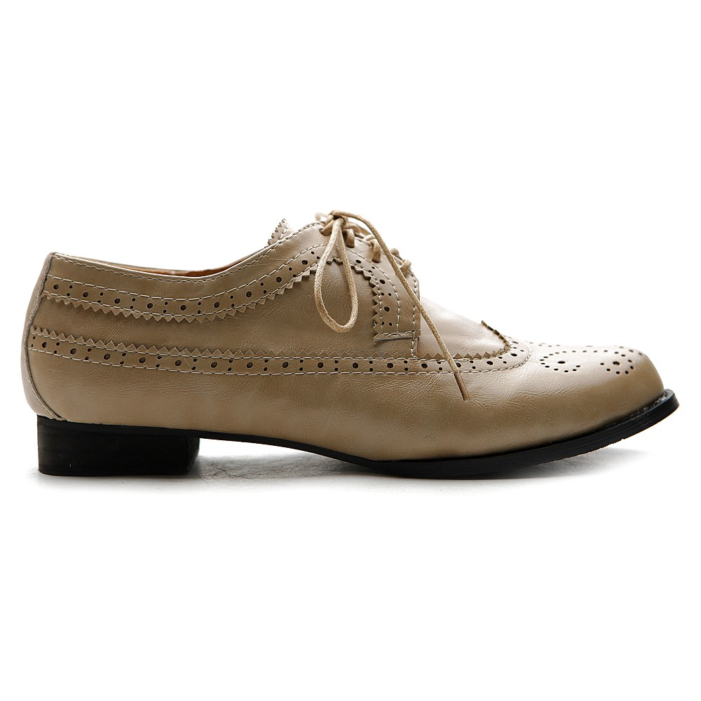 Unique Classic Dress Low Flats Heels  Womens Oxford Shoes  Womens Oxford