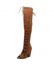 TWB0005 Zip Up Long Boots