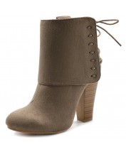 TWB0010 Ankle High Heel Boots