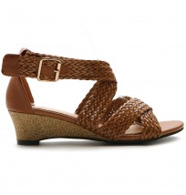M3056 Wedge Strappy Sandals