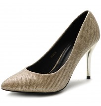 M9016 Metalic Glitter Pumps