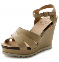 MH015 Wedge Strap Sandals