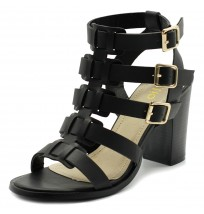 FT0008 Gladiator Ankle Bootie Sandals